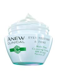 Avon Anew Clinical Even Texture & Tone Multi-Tone Correcting Cream, 30ml