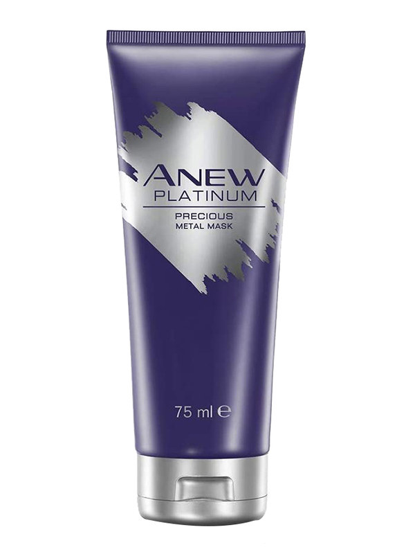 Anew Platinum Melted Metal Mask, 75 ml