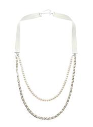 Avon Dariel Strand Necklace for Women, White