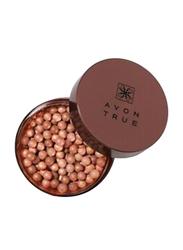 Avon True Colour Cool Bronzing Pearls, 22gm, Beige