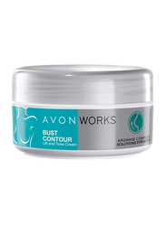 Avon Works Body Bust Contour Lift and Tone Cream, 150 ml