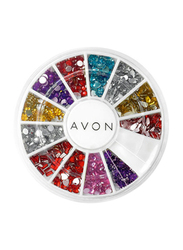 Avon Nail Gems, Multicolour