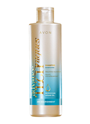 Avon Advance Techniques 360 Nourishment Moroccan Argan Oil Shampoo for Normal /Dry Hair, 400 ml
