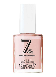 Avon Nail Experts 7-in-1 Nail Treatment, Pink