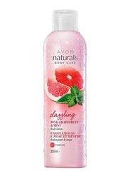 Avon Naturals Pink Grapefruit & Mint Body Lotion, 200ml