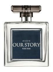 Avon Our Story 75ml EDT for Men