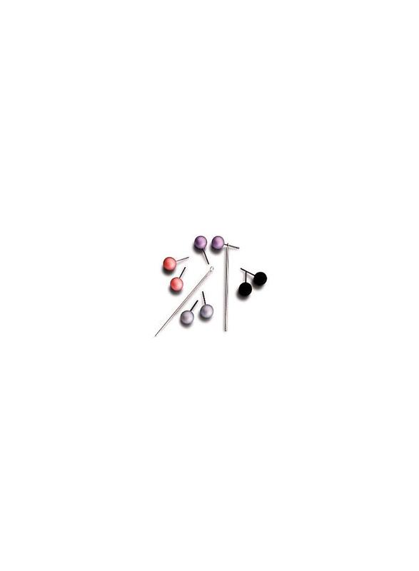 Avon Dinah Interchangeable Balls Earrings Set for Women, Multicolor