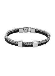 Avon Kyden Braided Bracelet for Men, Black