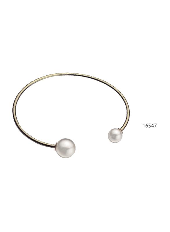 Avon Catalina Choker Necklace for Women, White