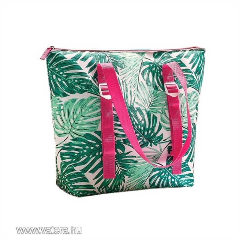 Avon Tropical Cool Polyester Tote Bag for Women, Multicolor