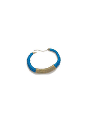 Avon Beatriz Choker Necklace for Women, Blue