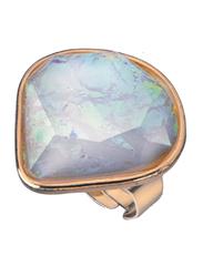 Avon Jessie Adjustable Fashion Ring for Women, Gold