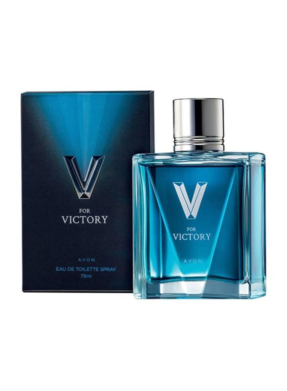 Avon V for Victory 75ml EDT for Men