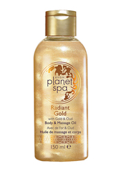 Avon Planet Spa Radiant Gold Body and Massage Oil, 150 ml