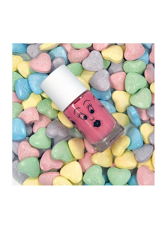 Nailmatic Kids Water Based Matte Nail Polish, 8ml, Cookie Pink