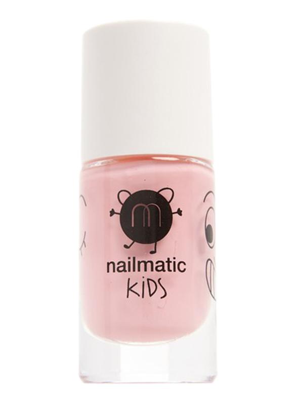 Nailmatic Kids Water Based Matte Nail Polish, 8ml, Bella Light Pink