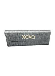 XOXO Siena Full Rim Rectangle Midnight Black Frame for Women, 52/16/135