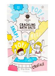 Nailmatic Kids 60g Crackling Bath Salts, Blue