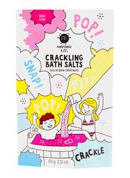 Nailmatic Kids 60g Crackling Bath Salts, Pink