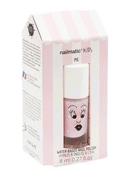 Nailmatic Kids 2-Piece Mum & Me Nail Polish Set, Polly/Anna Sheer Pink