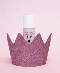 Nailmatic Kids Water Based Nail Polish, 8ml, Polly Light Pink Glitter