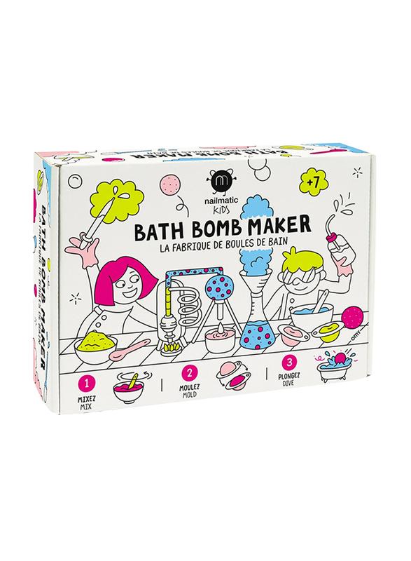 Nailmatic Kids 420g Bomb Maker, Multicolor