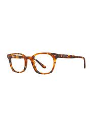 XOXO Auburn Full Rim Wayfarer Tortoise Brown Frame for Women, 49/21/140