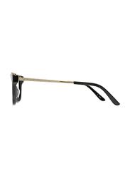 Badgley Mischka Mirelle Full Rim Rectangle Black Frame for Women, 53/17/140