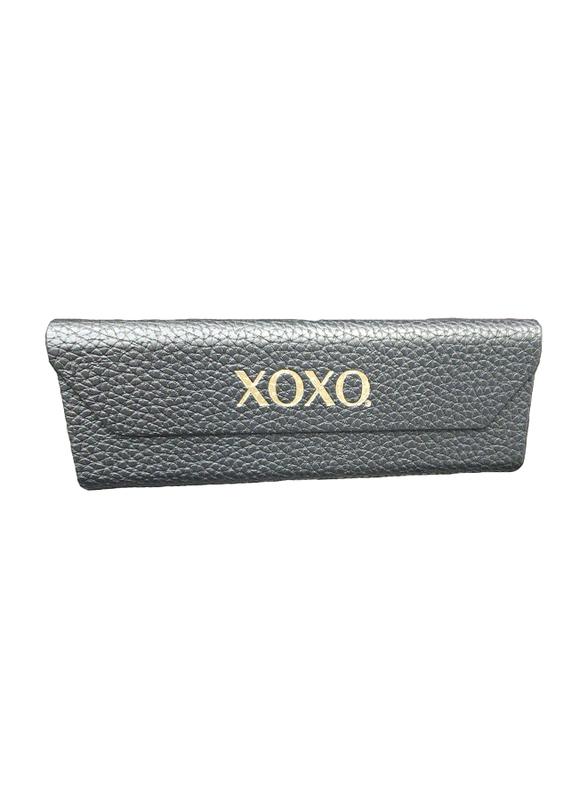 XOXO Ashbury Full Rim Wayfarer Brown Frame for Women, 54/16/140