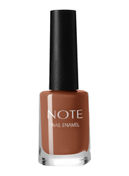 Note Nail Enamel, 16 Cinnamon, Brown