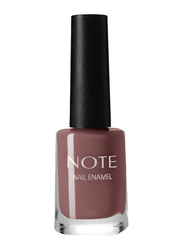 Note Nail Enamel, 20 Satin Rouge, Purple