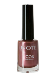 Note Icon Nail Enamel, 545 Siena Red