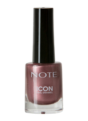 Note Icon Nail Enamel, 547 Antique Copper, Brown