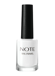 Note Nail Enamel, 01 Snow White