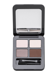 Note Total Look Brow Kit, 02 Blondes, Multicolor