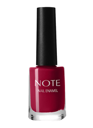 Note Nail Enamel, 34 Red Wine, Red