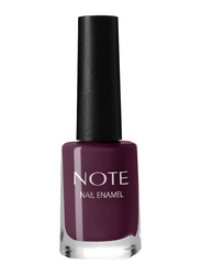 Note Nail Enamel, 21 Berry Chocolate, Purple