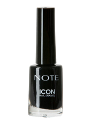 Note Icon Nail Enamel, 550 Black