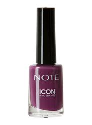 Note Icon Nail Enamel, 535 Cherry Nice, Purple