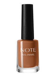 Note Nail Enamel, 15 Caramel, Brown