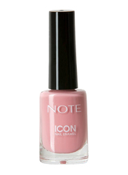 Note Icon Nail Enamel, 510 Rose Shell, Pink