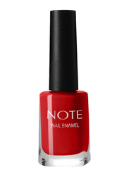 Note Nail Enamel, 30 Crystal Red