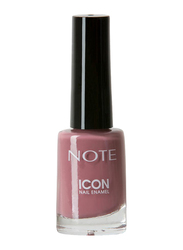 Note Icon Nail Enamel, 513 Velvet, Purple