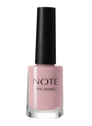 Note Nail Enamel, 08 Rose Dust, Pink