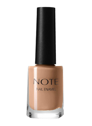 Note Nail Enamel, 13 Coffee Latte, Brown