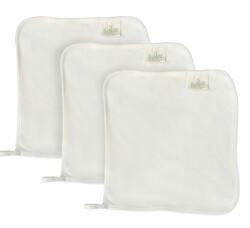 Bambo washing cloth set of 3 pecies (92% Bambo 8% Micro Fiber)
