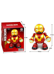 Yijun Intelligent Rotating Space Dancing Hero Robot Action Figure Toy, Ages 3+