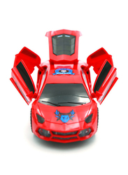 LB Toys Super Car with 3D Projection Light & Music Electronic Toy, Ages 4+