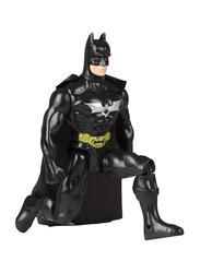 LB Toys 15cm Super Heroes Batman Adjustable Body Figurine Toy, Ages 3+