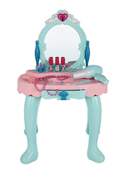 LB Toys Princess Makeup Vanity Table with Lights & Sound, Ages 3+